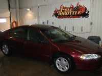 Cars 2000-10 2002 Chrysler Intrepid SE 187,500KM