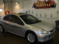 Cars 2000-10 2002 Dodge Neon R/T 164,000km