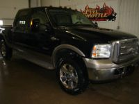 Truck 4 x 4 2000 & Up 2007 Ford F250 Super Duty King Ranch 197,800km
