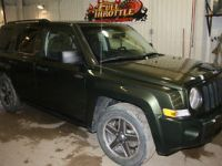 SUVs 2009 Jeep Patriot North 4x4 117,000km