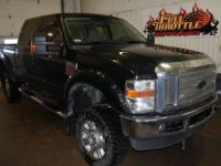 Trucks 2000-10 2008 Ford F350 Super Duty Lariat - Full Throttle
