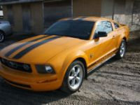 Cars 2000-10 2009 Ford Mustang 45th Edition - Full Throttle Sports and Le