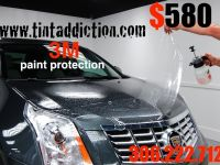 Custom Vehicles SASKATOON PAINT PROTECTION
