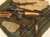 Guns & Hunting Supplies Russian Dragunov Tiger SVD