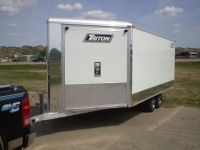 Trailers Brand new 2014 Triton PR168 (16x8 with a 5 ft V nose).