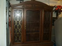 Furniture china cabinet