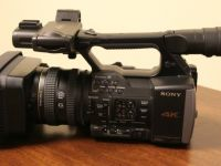 Electronics Sony FDR-AX1 Digital 4K Video Handycam Camcorder $3500usd