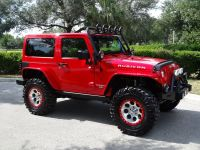 SUVs 2012 JEEP WRANGLER RUBICON 4X4