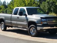 Truck 4 x 4 2000 & Up 2006 Chevrolet Silverado 2500HD LT Duramax 4X4 Diesel ONLY 4