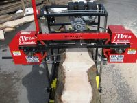 Forresty 2015 HFE 36 Portable Sawmill Portable Bandmill Lumber Saw mi