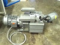 General Equipment Becker Vacuum Pumps VTLF 250 year 2008 and 2007
