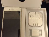 Electronics Apple iphone 6 Plus Gold  128GB