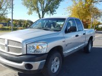 Truck 4 x 4 2007 Dodge Ram 1500 Hemi 4x4. With 74gallon Slip Tank