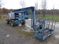 1998 Genie Z-60/34 Self-propelled Articulating Boom