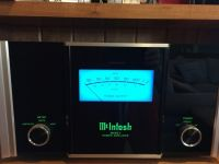Home Entertainment Mcintosh C1000 Tube Pre Amp
