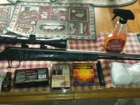 Guns & Hunting Supplies MUZZLELOADER (EVERYTHING YOU NEED TO SHOOT)