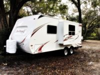 Travel Trailers Used 2010 Cruiser RV Fun Finder X M-210 WBS camper for sale