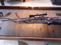 Guns & Hunting Supplies 257wetherby with custom stock