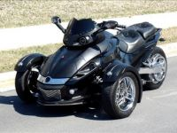 Outboard Motors 2008 Can Am Spyder 1000cc MPG,