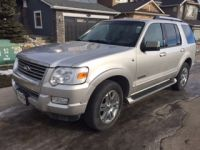 Cars 2000-10 2007 explorer loaded, excellent condition