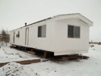 Commercial Equipment Mobile Trailer Office