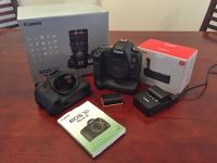 Miscellaneous Items Canon EOS 5D Mark III 22.3 MP Digital SLR Camera - Black