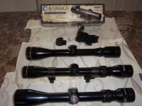 Guns & Hunting Supplies Scopes/Sights Various Prices or Buy All