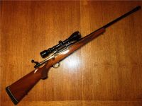 Guns & Hunting Supplies Ruger M77