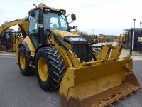 Loaders CAT 434F backhoe loader