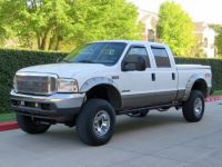 Truck 4 x 4 2000 & Up 2002 Ford F-250 4x4 Lariat Diesel