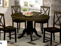 Furniture FREE DELIVERY ON SOLID WOOD 5 PCS DINNING SET WITH 15