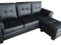 Furniture FREE DELIVERY ON COMPACT SECTIONAL SOFA W/ BOTH SIDE CHAISE
