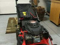 Mowers Like new gravely self propelled lawnmower. 175cc Subaru eng.