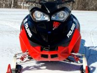 Snowmobiles gorgeous 2006 polaris indy 600 high output fusion for sale
