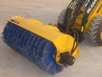 Attachments Hydraulic Sweeper Angle Broom Attachment