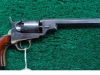 Guns & Hunting Supplies EXTREMELY RARE 1849 WELLS FARGO PERCUSSION PISTOL