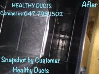 Home & Garden Services Healthy Air ducts clean