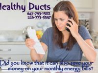 Heating / Air Conditioning Healthy air ducts clean