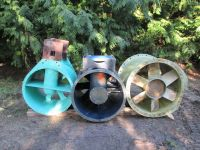 Commercial Equipment Axial Flow Fans