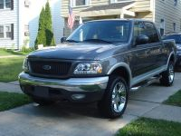 Cars 2000-10 2003 Ford F-150 Lariat