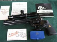 Guns & Hunting Supplies COLT PYTHON ELITE