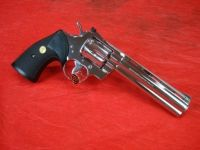 Guns & Hunting Supplies 1983 COLT PYTHON Stainless Steel