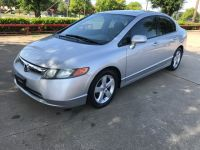 Cars 2000-10 2008 Honda Civic - EX w/Navi 4dr Sedan 5A