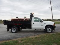 Articulated Dump Truck 2000 Ford F550 Dump Bed Snowplow