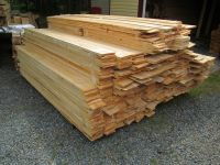 Wood Surfaces 1000-PIECES-LAP-SINDING-CEDAR-8FT-BY-8-WIDE