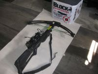 Guns & Hunting Supplies Barnett quad 400 crossbow brand new