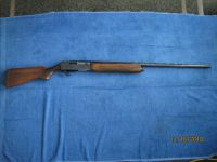 Browning Double Auto 12ga