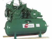 Commercial Equipment 25 hp champion compressor