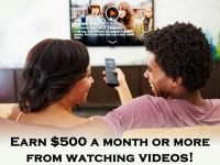 Earn Passive Income just for Watching Videos