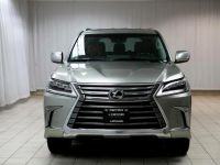 SUVs Used 2016 LEXUS LX 570 Atomic Silver
